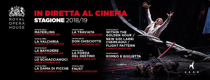 Royal Opera House - stagione 2018 / 2019