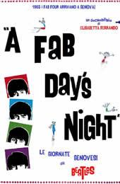 A fab days night - locandina piccola